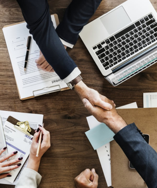 Alianzas con otras organizaciones Non Profit  y Cámaras de Comercio